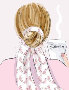 Greeting Cards, Art and Paper Goods by RoseHillDesignStudio Bon Weekend, Hello Weekend, Saturday Quotes, Happy Saturday, Happy Weekend, Hello Saturday, Weekend Days, Weekend Vibes, Illustrations