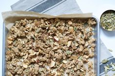 Dried Apples, Grass Fed Butter, Tray Bakes, Granola, How To Dry Basil, A Food, Cravings, Spices, Pumpkin