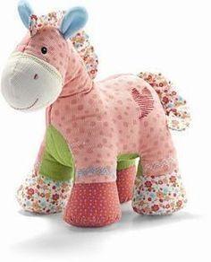 Schnittmuster Pferd