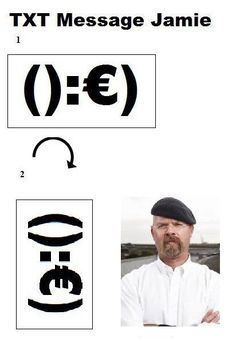 Mythbusters text face.
