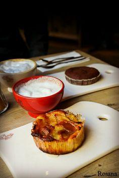 Desayuno en Madrid