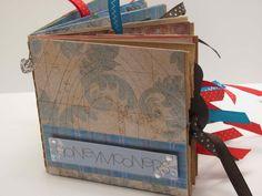 Honeymoon paper bag mini