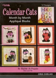 92 calendário gatos - maria cristina Coelho - Picasa Web Albums...FREE BOOK!!