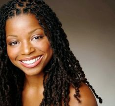 Long coily and tightly braids for African American women