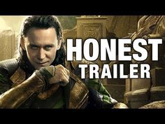 ▶ Honest Trailers - Thor: The Dark World - YouTube <<< WATCH AS THOR WALKS AS AROUND IN A SNUGGY! I choked when I heard that!