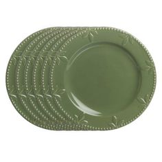 I pinned this Campania Round Rupe Dinner Plate in Oregano from the Sorrento Collections event at Joss and Main!