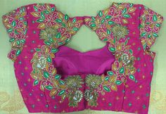 Magam work blouse  Contact number:7702975531 (Whatsap) sridevi