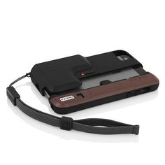 Incipio iPhone 5/5S/SE Focal Camera Case - Black / Gold *Clearance Vr Camera, Iphone Camera, Camera Case, Bluetooth Low Energy, App Support, User Interface Design, Vintage Cameras, Sale Items, Vegan Leather