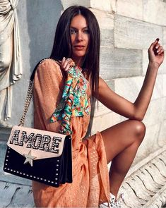 Muse @paolaturani #shopart #amore #bag #inconfondibile #shopartstyle #springsummer2018 #accessories SHOP NOW www.shopartonline.it