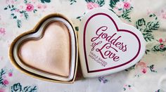 A Life With Frills: BEAUTY REVIEW: I HEART MAKEUP GODDESS OF LOVE HIGH...