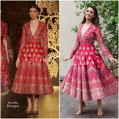 Celebrity Style,anita dongre,parineeti chopra,sanjana batra,Golmaal Again Promotions