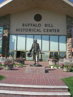 Buffalo Bill - Cody, Wyoming