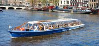 Canal Tour Company in Amsterdam