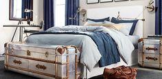 Inspirations Mens Bedroom Ideas - All Bedroom Design Home Bedroom, Bedroom Decor, Bedrooms, Bedroom Ideas, Airy Bedroom, Summer Bedroom, Bed Ideas, Design Bedroom, Bedroom Furniture