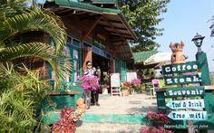 Love Loei Coffee Shop in Phu Rua
