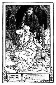 Celtic fairy tales' selected and edited by Joseph Jacobs, illustrated by John D. Batten. Published 1892 by G.P. Putnam's Sons