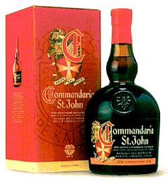 John Commandaria Red, a sweet wine with a powerful bouquet filled with dried fruits, spices and oak Wine Jobs, Buy Beer Online, Cyprus Food, Wine And Spirits, Alcohol Spirits, Sweet Wine, Port Wine, Vintage Wine, Wine Making