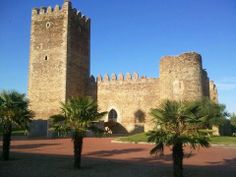 Castillo de Laguna de Negrillos (León). España