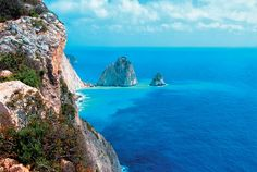 Ilha de Skopelos, na Grécia