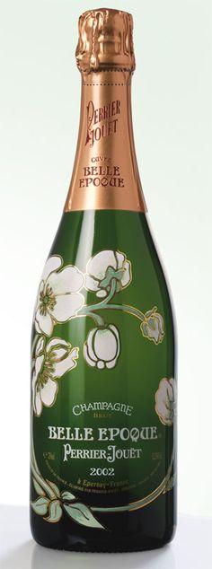 """MMMmm. Champagne Perrier-Jouet """"Belle Epoque"""""""
