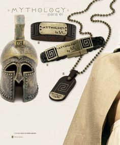 MYTHOLOGY de la marca MIGUEL ÁNGEL LEAL de CRISTIAN LAY. Para hombres.