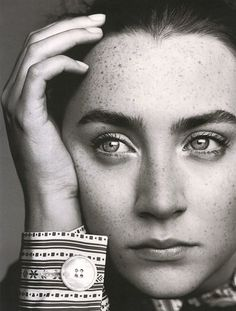 Saoirse Ronan / Photographed by Alasdair McLellan / For The Gentlewoman Autumn/Winter 2015