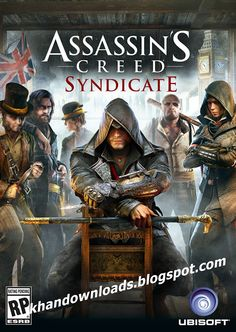 Assassin's Creed Syndicate Game Free Download