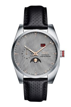 It's scarcely believable it's ten years since former Dior Homme creative director Hedi Slimane showed the first Chiffre Rouge watch. Slimane has moved on (he's now at Saint Laurent Paris), but the goo
