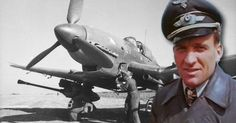 Hans-Ulrich Rudel – The Flying Tank Buster Who Flew More Than 2,000 Missions And Killed Over 500 Tanks