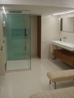 Microcement Bathtub, Bathroom, Standing Bath, Washroom, Bathtubs, Bath Tube, Full Bath, Bath, Bathrooms