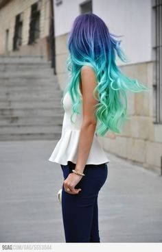 What i vibrant color! Love it!