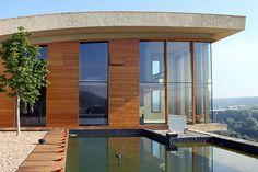 Domaine Henri Ruppert #wine #architecture #luxembourg