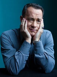 Tom Hanks, the greatest actor of all time with the added bonus of being an 5 star human being :)