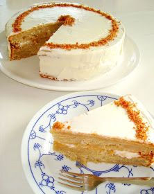 Paris Pastry: Apple-Spice Layer Cake