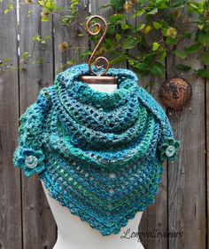 Aqua Friends Swim by Leesa Jo Schenk on Etsy   To view all 16 photo's double click on Aqua Neck wrap and don't forget to Heart all your favorites or even purchase!