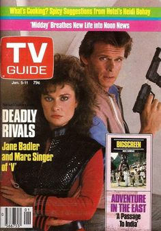 Faye Grant, Marc Singer, A Passage To India, All Horror Movies, V Collection, Original Tv Series, Classic Monsters, Tv Guide, Me Tv