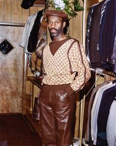 daniel dapper dan day - Pesquisa Google Moda Hip Hop, 80s Hip Hop, Hipster Outfits, Indie Outfits, Looks Style, Looks Cool, Mode Disco, Jamel Shabazz, 80s Fashion
