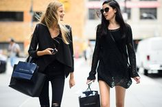 Black is always a classic, and a classic is always in fashion.