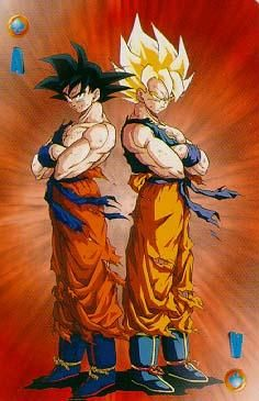 Son Goku - Visit now for 3D Dragon Ball Z compression shirts now on sale! #dragonball #dbz #dragonballsuper