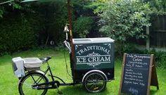 Wedding Ice Cream Bikes  http://raleighdelights.wix.com/raleighdelights