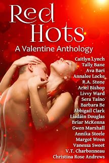 Book Nook Nuts: Review - 5 Stars - Red Hots: A Valentine Anthology...
