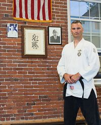 """""""Awesome Instructors"""" Senpai Steve Gilcreast - Instructor - Checkmate Martial Arts"""