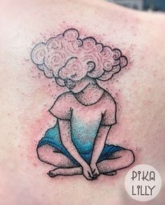 "130 mentions J'aime, 7 commentaires - Pika Lilly (@pikalilly.tattoo) sur Instagram : ""Merci Mathilde!! #tattoo #tattoos #sweet #lovetattoo #love #peace #dream #littlegirl #child…"""