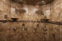walk in tile showers - Bing Images