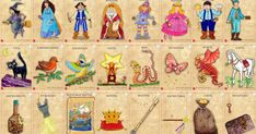 Happy Monster, School Organization, Speech And Language, School Projects, Literacy, Fairy Tales, Kids Rugs, Blog, Cards