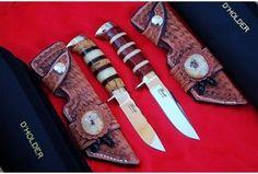 Dalton Holder Knives D Holder Fixed Blade My Knife Set