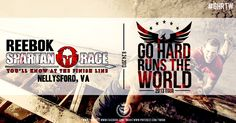 Team GO Hard™: Reebok VIRGINIA SUPER SPARTAN Race - 8.24.2013.   TGOH is ready to confront and conquer the SUPER SPARTAN.  #GHRTW