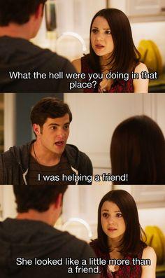 A friend, huh? #FindingCarter — Finding Carter 2x15 | Twitter