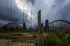 Bizarro | World's Creepiest Abandoned Amusement Parks | Seph Lawless
