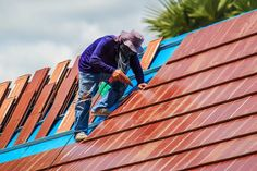 Looking for leaking roof repairs Melbourne? Get emergency roof repairs in Melbourne. We do roof leak detection & repairs of roof tile, rebedding, repointing Roofing Companies, Roofing Services, Roofing Contractors, Roof Restoration, Restoration Services, Emergency Roof Repair, Best Roofing Company, Roof Paint, Asphalt Roof